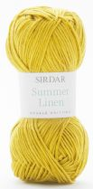 Sirdar Summer Linen DK 50g - RRP  £3.62 - OUR CLEARANCE PRICE £1.75